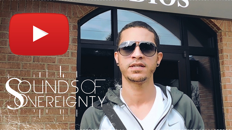 Sounds of Sovereignty EP Studio Sessions